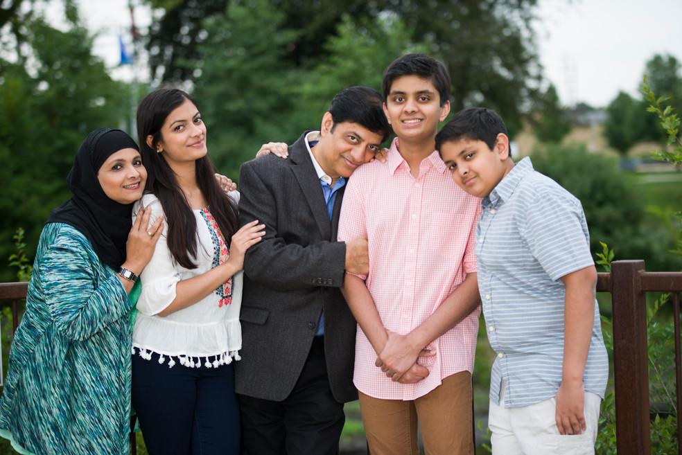 Mohammed Family