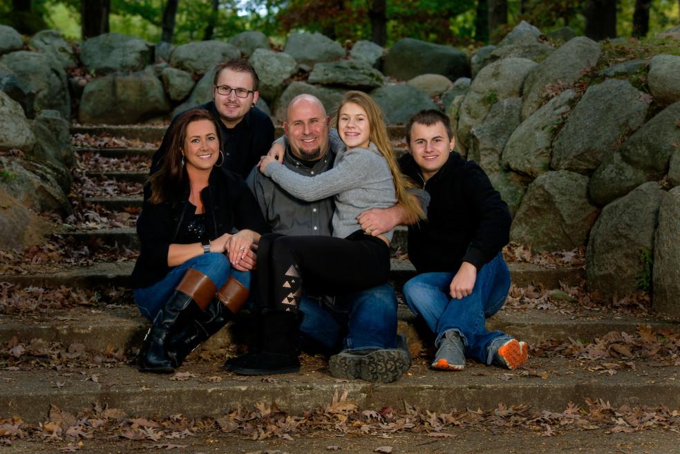 Kotecki family 2018