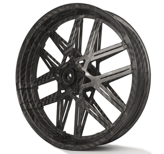 Carbon-Wheel