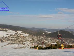 Traumtag beim Skifahren in Willingen.