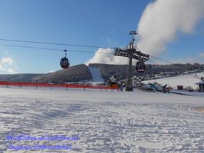 Das alpine Skidorf im Sauerland: Willingen.