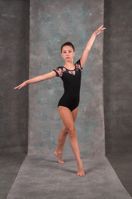 Bailey, Theatre School of Dance