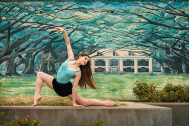 Landry, Theatre School of Dance