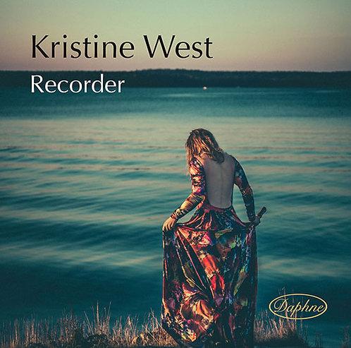 1055 Kristine West, Recorder