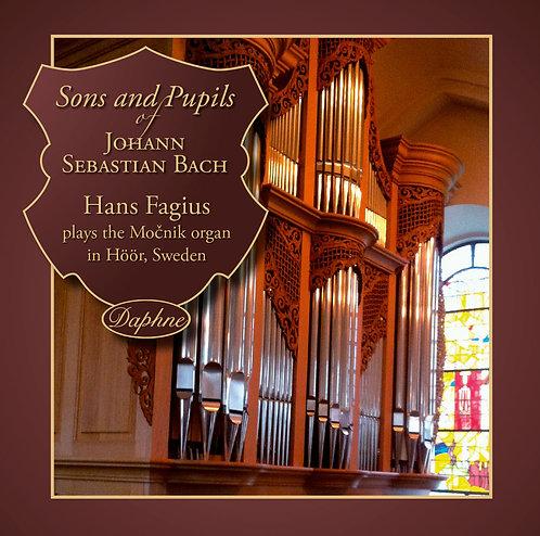 1052 Sons and Pupils of Johann Sebastian Bach