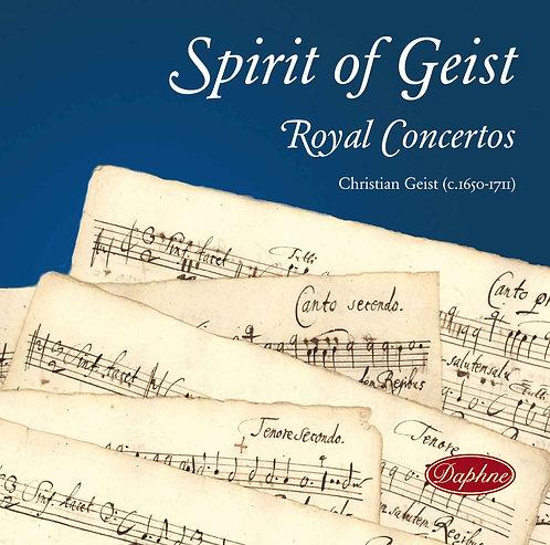 1020 Spirit of Geist