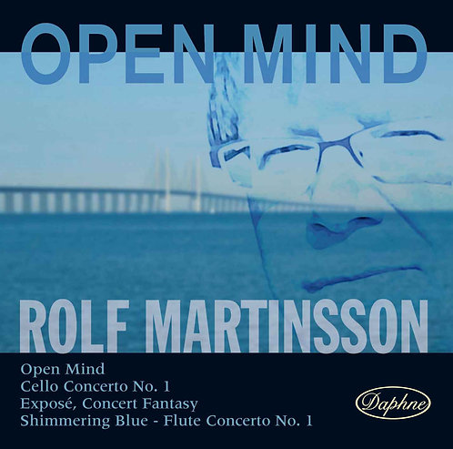 1029 Open Mind Music by Rolf Martinsson