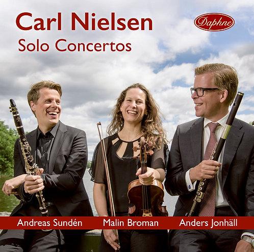 1056 Carl Nielsen - Solo Concertos