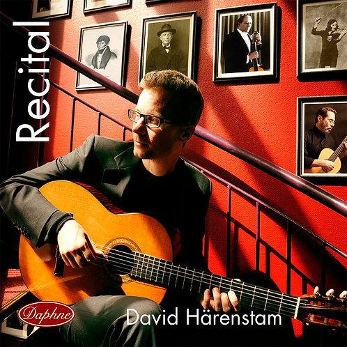 1053 David Härenstam - Recital