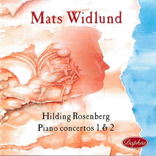 1006 Hilding Rosenberg Piano concertos 1&2
