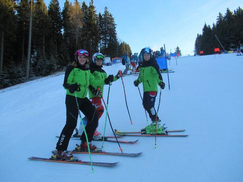 Zimní olympiáda dětí a mládeže, Klínovec