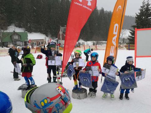 Head cup, Pec pod Sněžkou, 9.-10.2.2019
