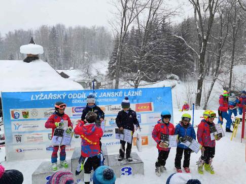 Head Cup, Černý Důl, 26.-27.1.2019