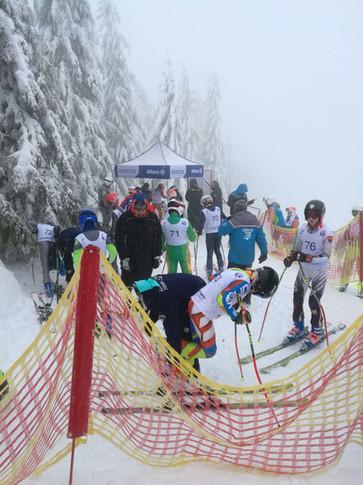 RKZ a Mistrovství republiky žáků, Špindlerův Mlýn, 16.-18.1.2019
