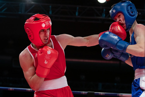 Boxing - 2019 Canada Games
