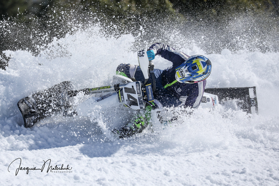 2018 CMRC  Snowbike Nationals