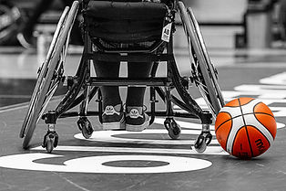 Wheelchair Basketball6 - 2019 Canada Gam