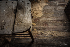 The Old Stool
