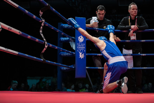 2019 Canada Games Boxing