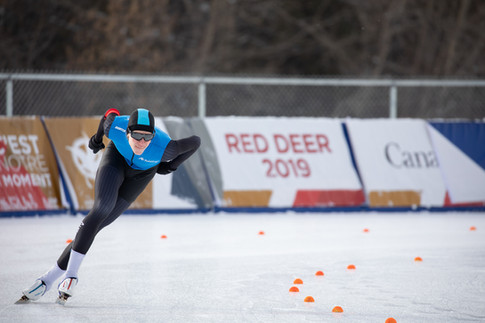 Speedskating Long Track - 2019 Canada Games