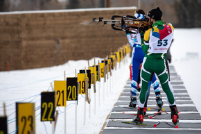 2019 Canada Games Biathalon
