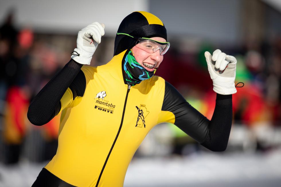 Speedskating - 2019 Canada Games