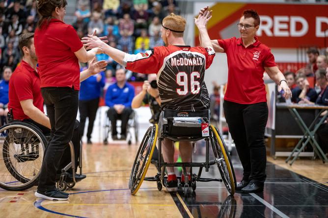 Wheelchair Basketball - 2019 Canada Games