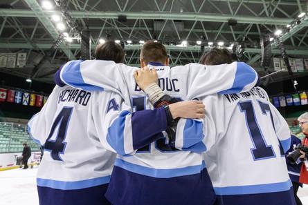 2019 Canada Games Gold Medal Hockey