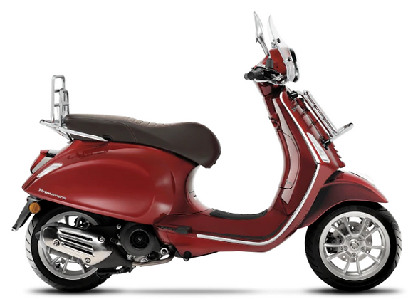 Vespa Primavera Touring 50cc
