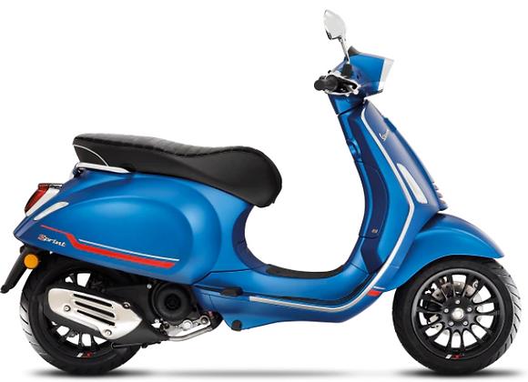 Vespa Sprint Sport 50cc