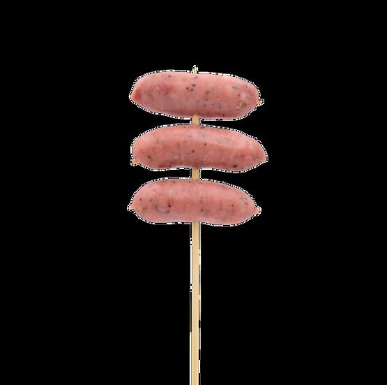 黑椒台灣腸 - 1 串