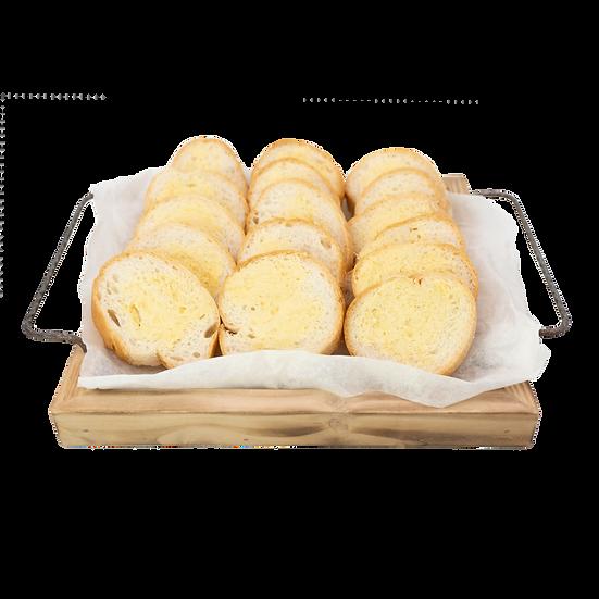 蒜茸牛油法包 - 1包 16 片