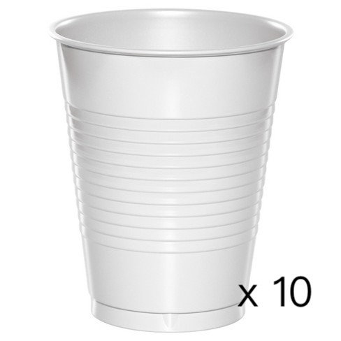 膠杯 - 1包 10隻