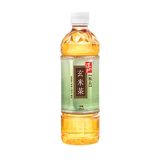 道地玄米茶 - 1 支 500ml
