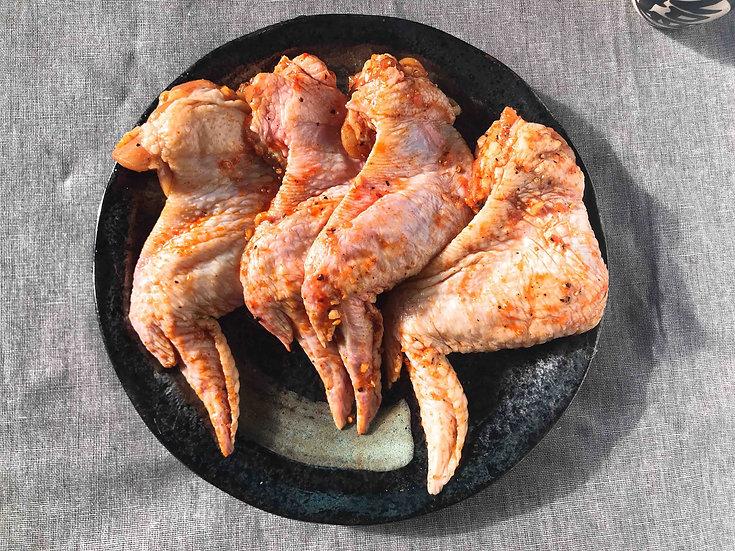 秘製蝴蝶雞全翼 - 1包 4隻