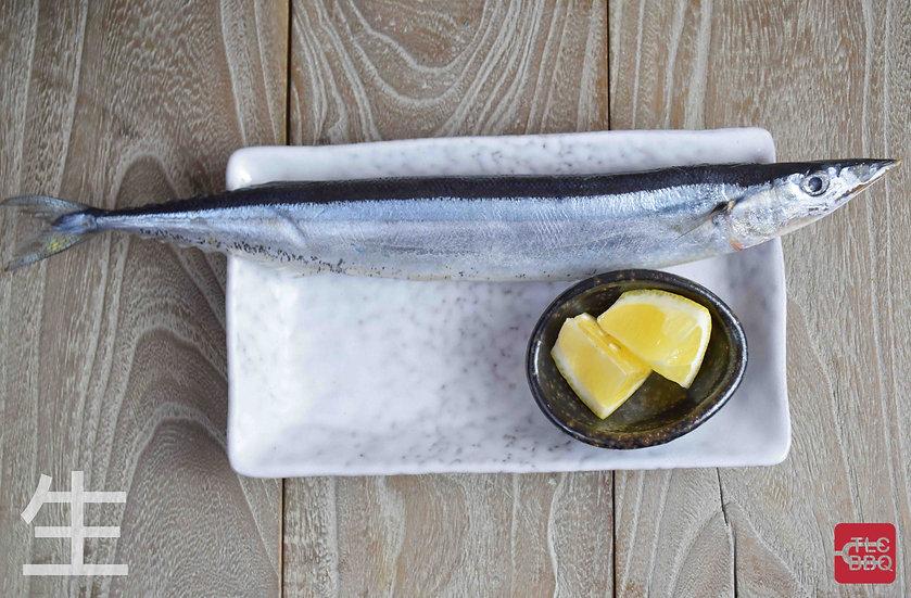 秋刀魚 - 3 條