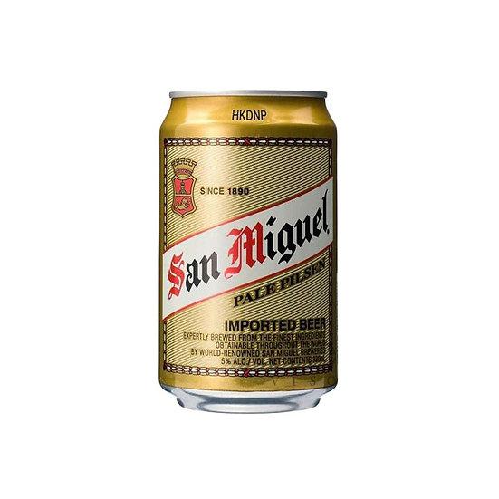 生力啤酒 330ml - 1 罐/12 罐