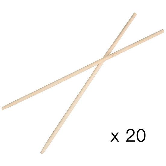 木筷子 - 1包 20對