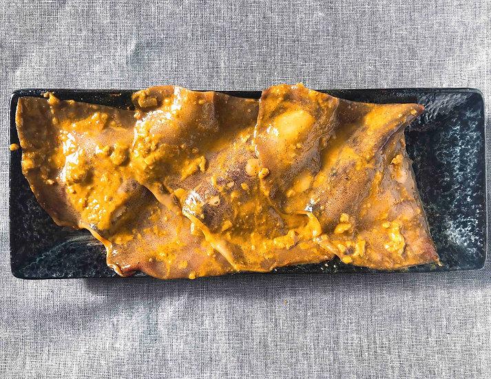 咖哩魷魚 - 半磅