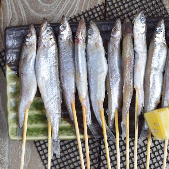 椒鹽多春魚 - 15 條
