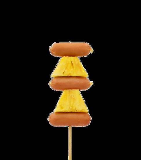 菠蘿芝士腸 - 4 串