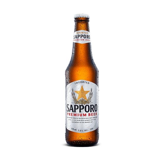Sapporo 札幌啤酒 330ml  - 1 枝/12 枝