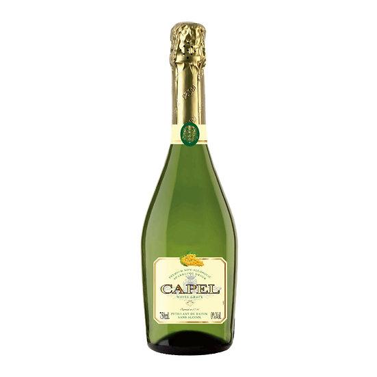 Capel Premium 0%無酒精果味香檳 - 白提子味
