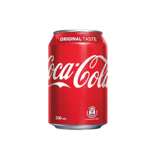 可口可樂 330ml - 1罐