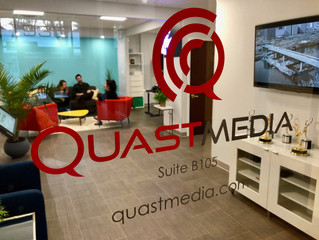 Quast Media Relocates to Larger Space in Downtown Manchester