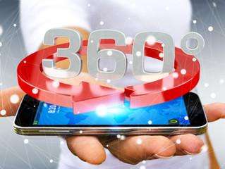 The 360-Degree Video Revolution