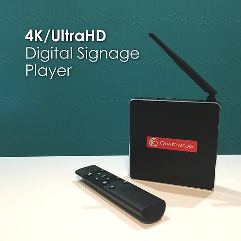 QMBox 4K/UltraHD Player