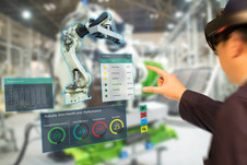 "The New Face of Manufacturing: ""The Power of Mixed Reality"""