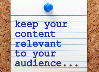 """Fueling"" your Messaging – Ingredient #5 ""Keeping Content Fresh and Relevant"""