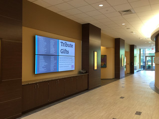 Digital Donor Walls and Directories – Technology Solutions That Make a Difference